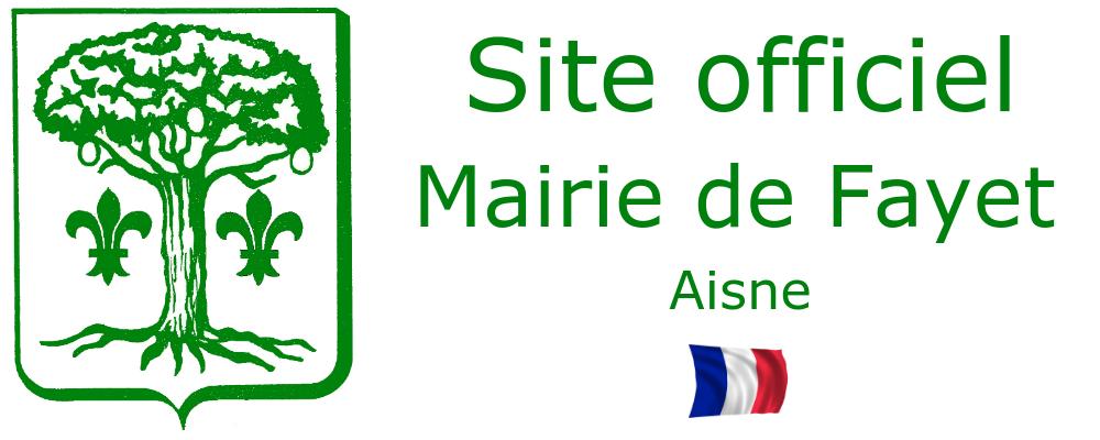 Commune de Fayet (Aisne)