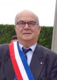 Guy Dambre, maire de Fayet